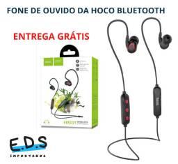 Fone de Ouvido Original da Hoco com Bluetooth Qualidade Impecável