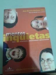 Título do anúncio: Livro Mentes Inquietas