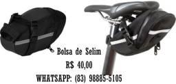 Bolsa de Selim Bicicleta