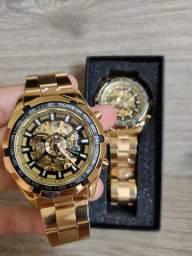 Título do anúncio: Relógio Winner Automático