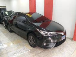 Toyota Corolla XEI 2.0 + Gnv troco e financio aceito carro ou moto maior ou menor valor