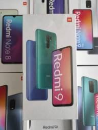 Extremamente top! REDMI 9 Global da Xiaomi.. novo lacrado Garantia e entrega