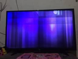 Tv LG 43 polegadas retirada de peça