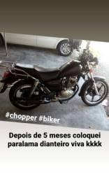 Chopper 150 2018