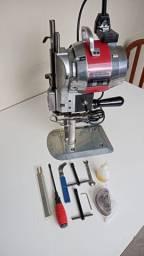 Máquina de corte para tecidos