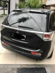 Mitsubishi Outlander 13/14 com GNV 5ª geração