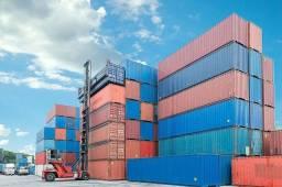 Container em Paranaguá 40 pés 12 metros a R$ 15.250,00