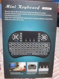 Título do anúncio: Mini teclado keyboard sem fio
