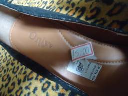 Calçado feminino N°35 semi novo
