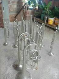 Kit 12 corneta R$1.000
