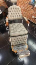 Poltrona Barbeiro Turin 3.500 reais