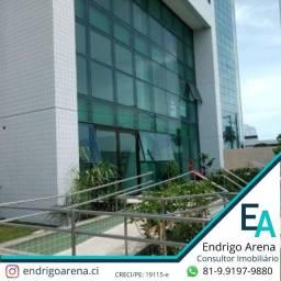 EA - More na Beira Mar - Alugo 01 Quarto com Lazer Completo - Barra Classic