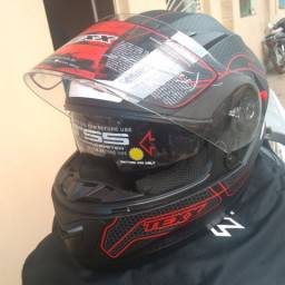 Capacete Texx G2 Phanther n° 62 (61/62)