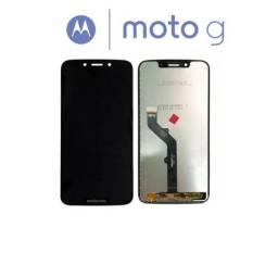 Tela Display Moto G7 Play