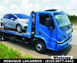 Reboque João Pessoa - Reboque Locarros