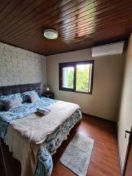 Apartamento para temporada em Gramado-RS, a 1 Km da rua coberta
