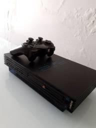Playstation 2 Tijolão Relíquia