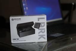 microfone profissional sem fio omnidirecional Lark  150/hollyland