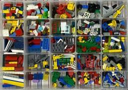 Peças de reposição do Lego