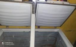 Freezer duas portas ( pra vender logo )