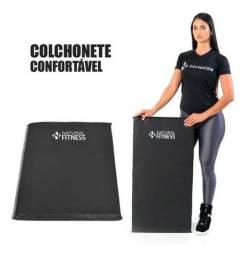 Colchonete Abdominal Academia Ginástica Fitness Exercicios Pilates Yoga