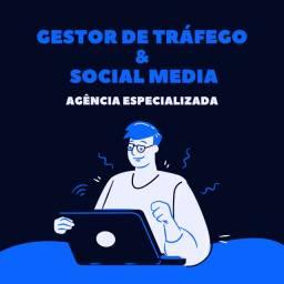 Gestor de tráfego   Social Media