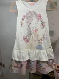 Lindo vestido menina Marthiê