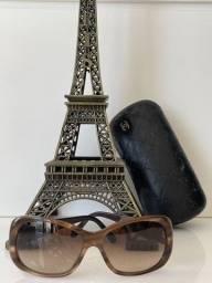 Título do anúncio: Óculos Chanel 5123 - Marrom e dourado