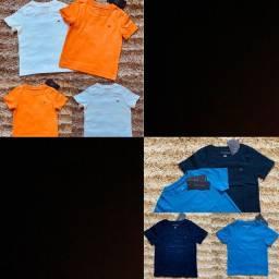 Dmv - Camiseta Tommy Hilfiger original tam 18 meses a 3 anos