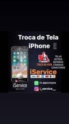 Assistência técnica iPhone delivery