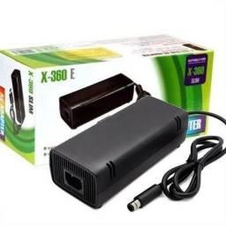 Fonte De Xbox 360 Super Slim Com Cabo Feir Fr-301c