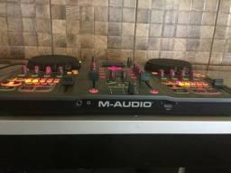 Controladora m áudio xponent
