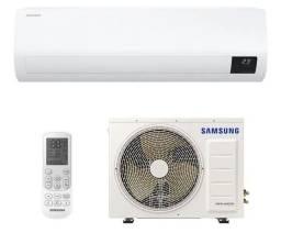 Título do anúncio: Ar condicionado Samsung inverter 12 mil BTUs