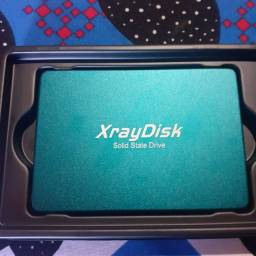 SSD Xray Disk 120gb Novo