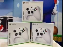 Está na Promoção a Pronta Entrega Controle do Séries Que serve para o Xbox One S Também