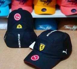 Boné da Ferrari