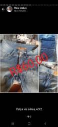 Vendo jeans, usados poucas vezes