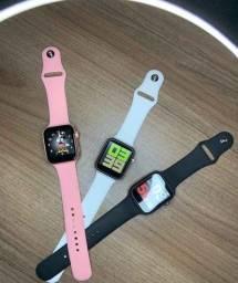 Smartwatch iwo13 (Coloca foto, recebe chamadas) + Pulseira de brinde