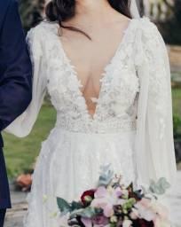 Vestido de Noiva Blessed Ateliê