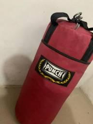 saco de pancada punch profissional