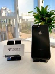iPhone 8 Plus 64GB Cinza-Espacial Seminovo, Impecável!