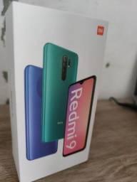 Redmi 9 versão global totalmente novo