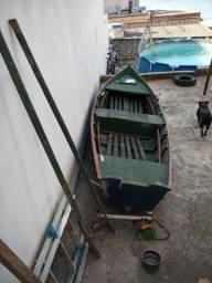 Título do anúncio: Vendo barco 1.800'00