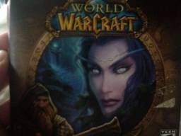 Vendo livro completo do jogo word of craft