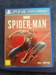 Homem aranha - jogo ps4