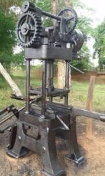 Máquinas Antigas Olaria Cerâmica Centenária A Vapor De 1915