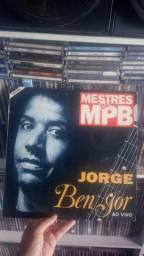 LP Vinil Jorge Ben Jor, Mestres da MPB