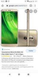 Mto G6 Play usado 480.00