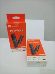 Mi tv stick Original Xiaomi Com comando por voz