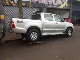 Toyota hilux 2.5 4x4 diesel completa mod 2011!! - 2011